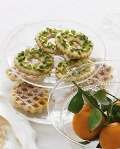 Lemon-Pistachio Wreathsf